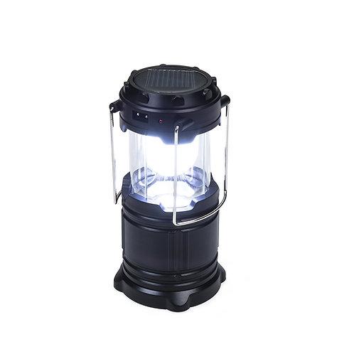 Lanterna Plástica Led Recarregável