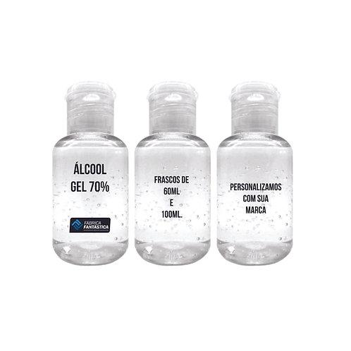 Álcool Gel 70% INPM