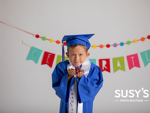 Another cute graduate!