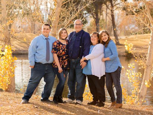 Fun Family Photo Session