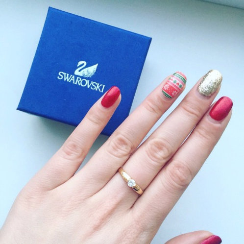 """Ring """"Diamant"""""""