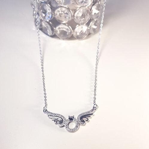 Halskæde med vinger
