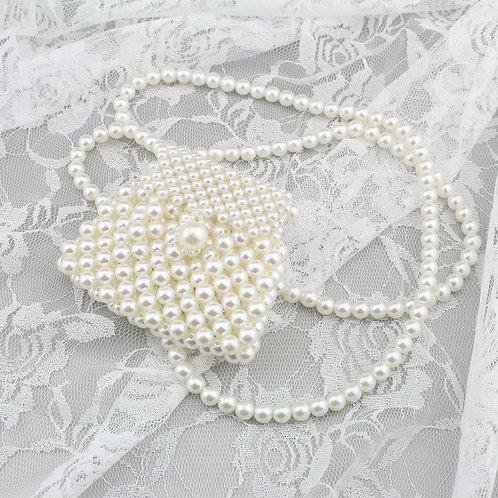 Lille perle taske