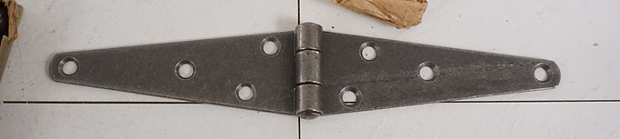 5in Heavy Strap Hinges