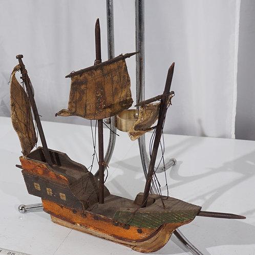 Handmade Sailing Ship