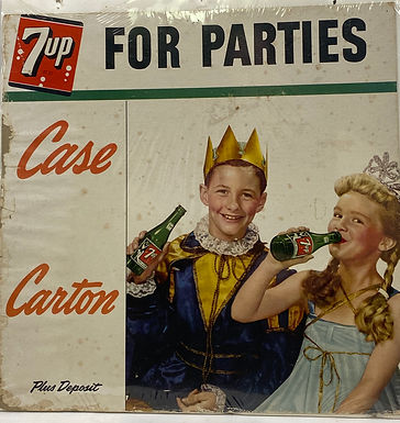 7up for Parties Ad
