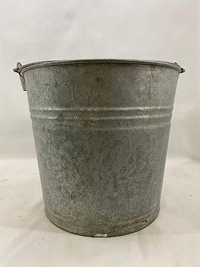 #12 Galvanized Bucket