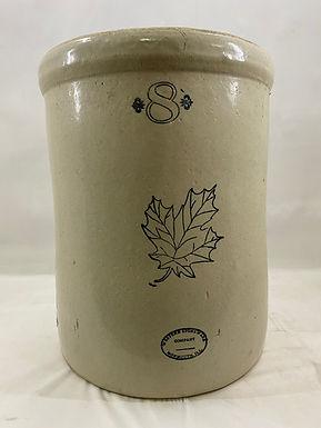 8-Gallon Crock by Western Stoneware