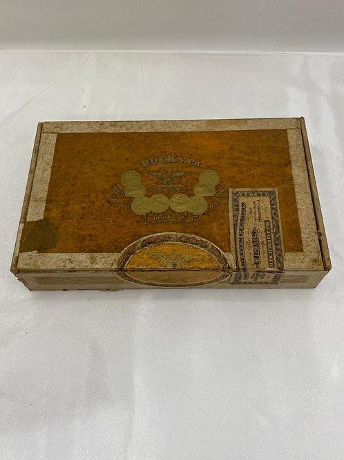 Bock Y C'A Cigar Box