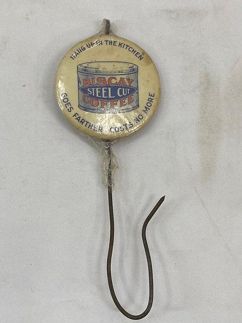 Biscay Steel Cut Coffee Bill Hook