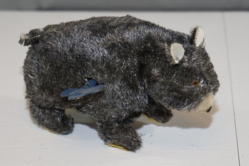 Windup Bear Toy Made In Occupied Japan