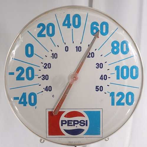 Advertising Pepsi Thermometer