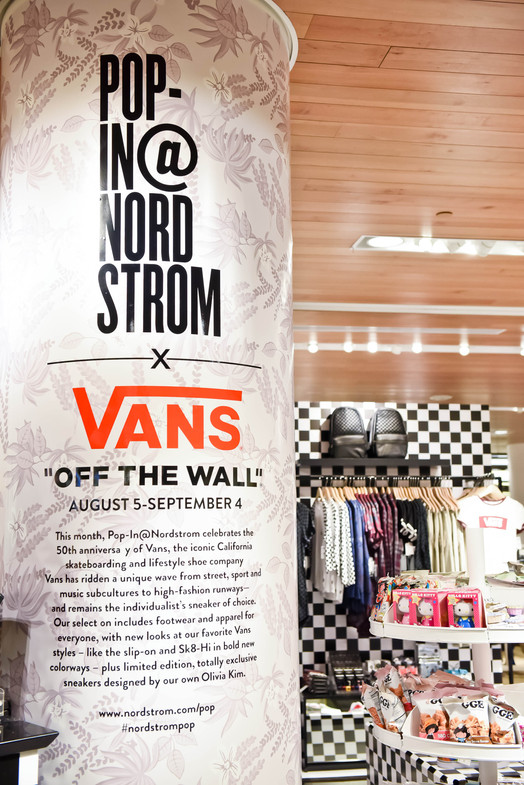Vans Pop-In Shop