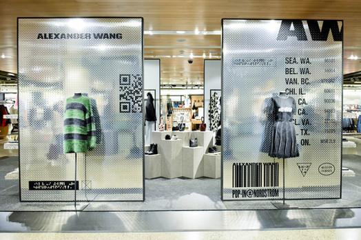 Alexander Wang Pop-In Shop