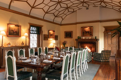 The West Wing Dinning Room