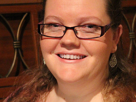 Meet Rebecca Laffar-Smith, writer