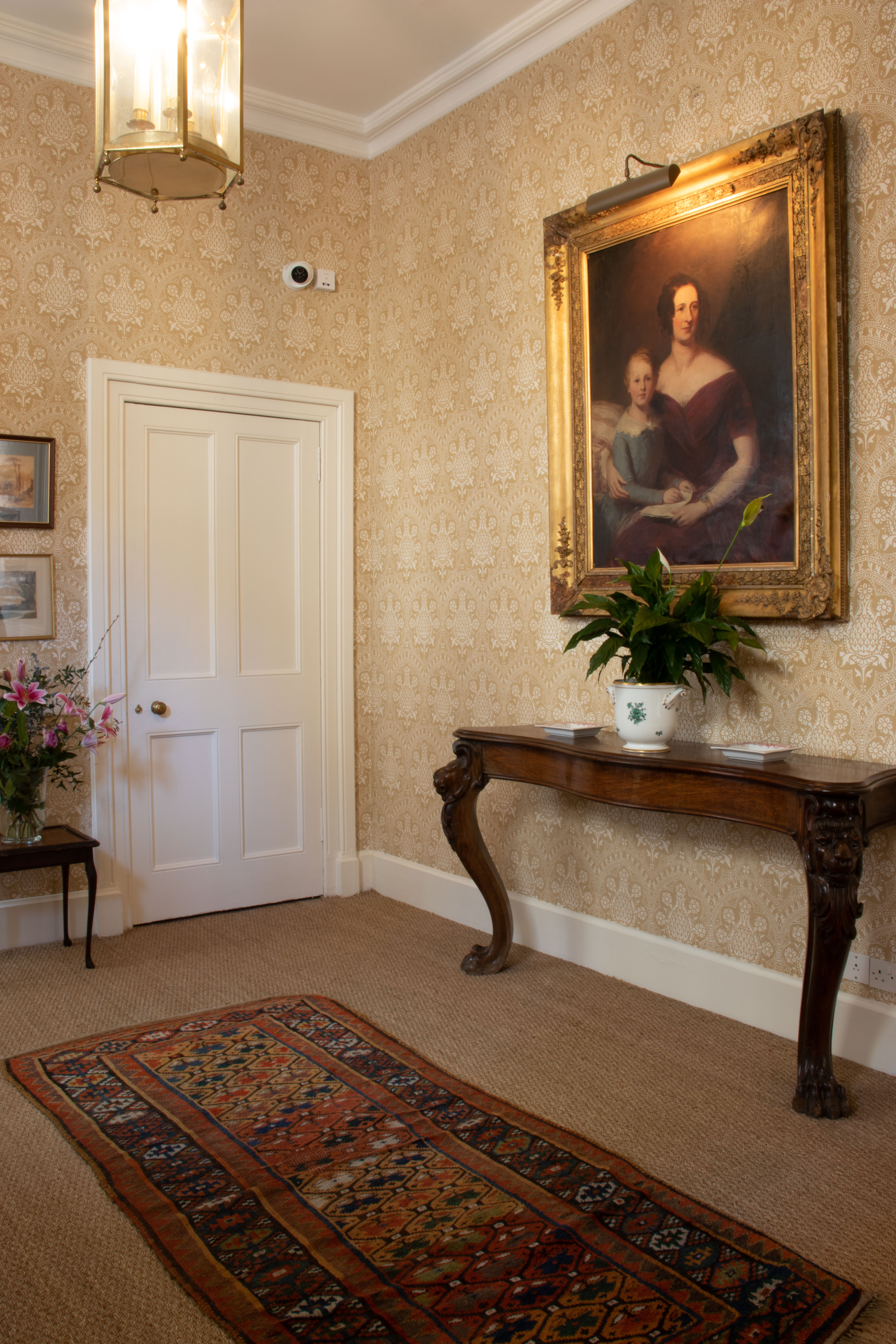 The West Wing Hallway