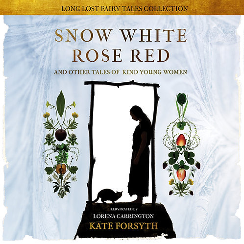 AUDIOBOOK: Snow White, Rose Red and other tales of kind young women