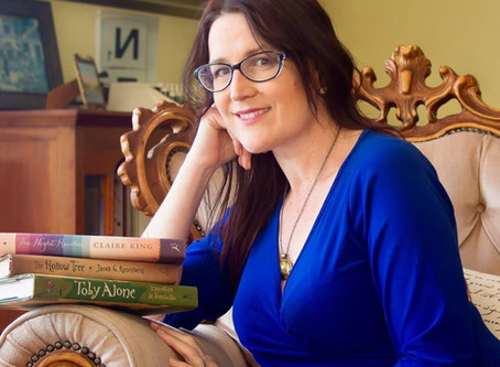 Meet Monique Mulligan, author