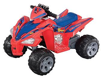 Model js007 spider man quad - Quad spiderman ...