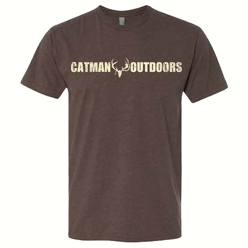 Catman Outdoors T-shirt