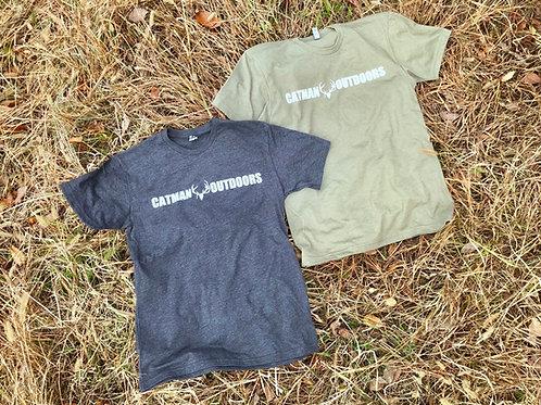Catman Outdoors T-shirt