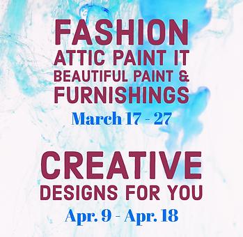 Fashion Attic & Creative Designs for You