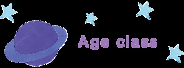 Age class