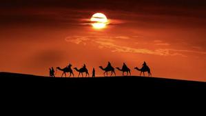 Se ressourcer entre femmes dans le désert marocain