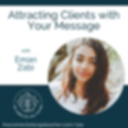 attractingclientswithyourmessage