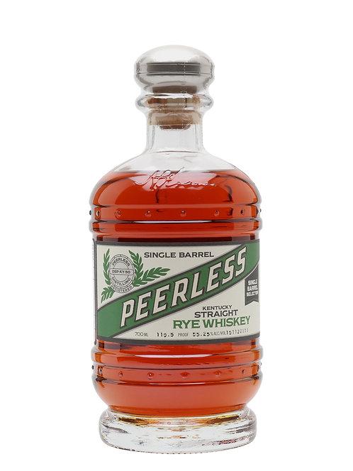 Kentucky Peerless 3 Year Rye Single Barrel