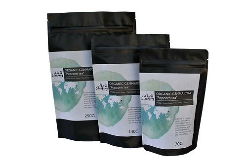 The Steepery Organic Genmaicha 50g