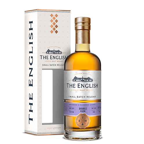 The English – Double Cask Bourbon & Oloroso