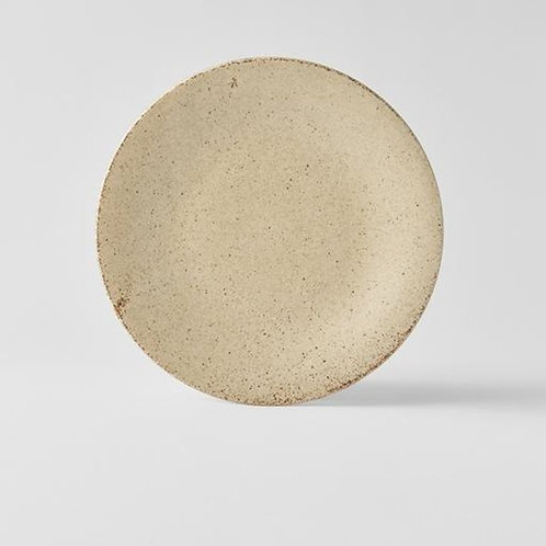 Sand Fade Dinner Plate Large 28D 3.3H