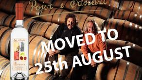 Pojer & Sandri Italian Brandy Tasting - 25th August