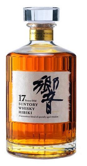 Suntory Hibiki 17yo
