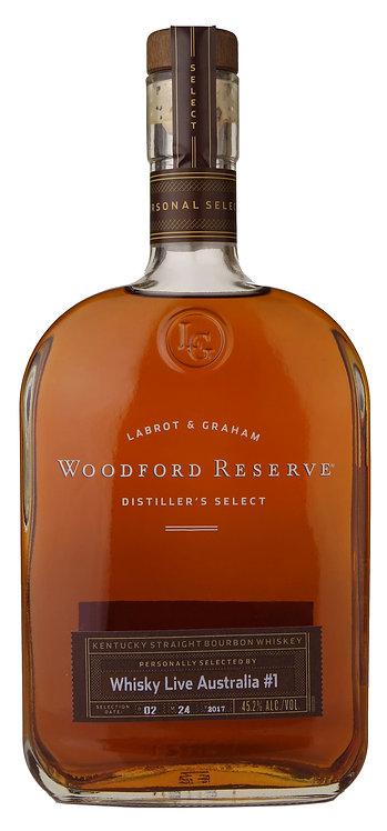 Woodford Reserve 1lt Whisky Live No.1 1lt