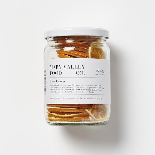 Mary Valley Food Co. Dried Orange