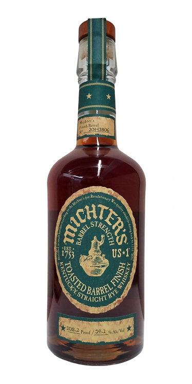 Michter's US1 Toasted Barrel Rye