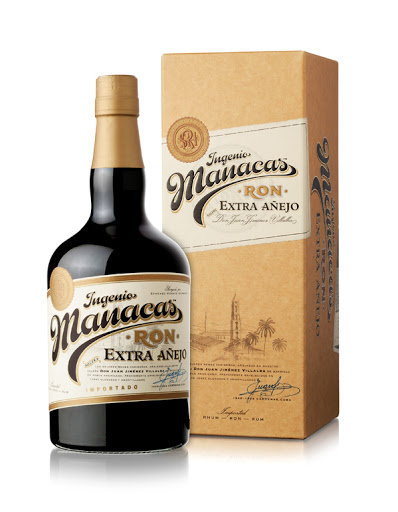 Ingenio Manacas Extra Anejo Rum 700ml