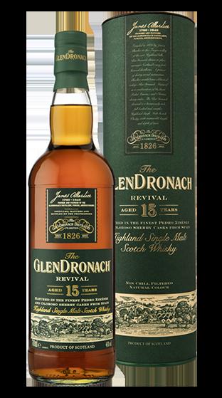Glendronach 15yo 700ml