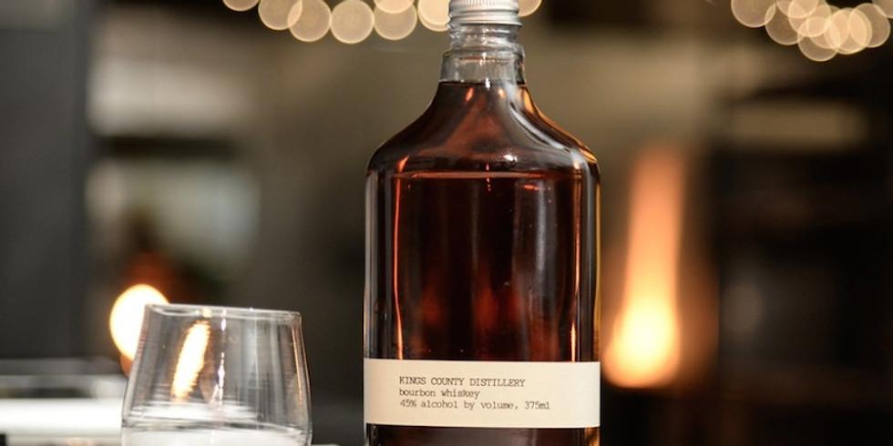 Kings County Whiskey Tasting 14th July