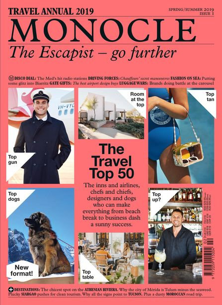 Monocle The Escapist - Issue 01