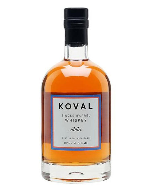 Koval Single Barrel Millet Whiskey 200ml