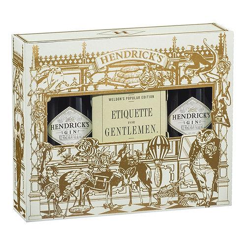Hendricks Etiquette for Gentlemen