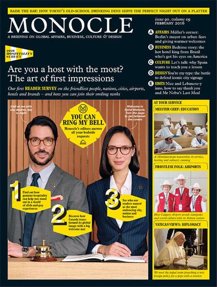 Monocle - Issue 90