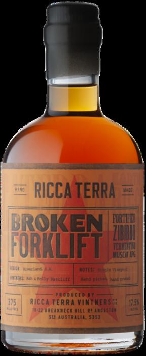 Ricca Terra Broken Forklift 375ml