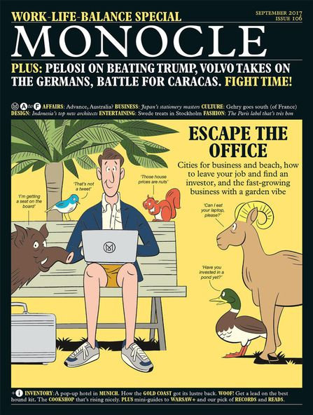 Monocle - Issue 106