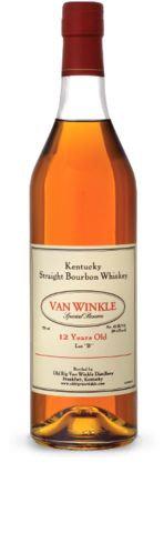 Old Rip Van Winkle 12yo Lot B 750ml