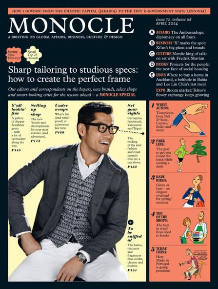 Monocle - Issue 72